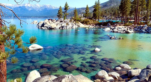Lake tahoe vacation rentals lake tahoe resorts lake for South lake tahoe cabins near casinos